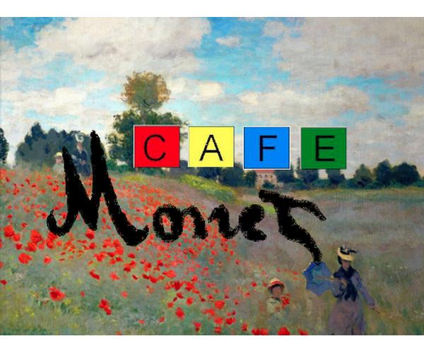 CAFE MONET