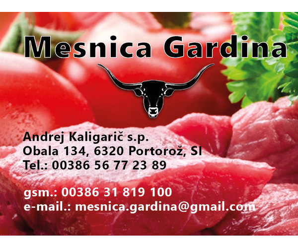 MESNICA GARDINA