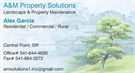 A & M Property Solutions