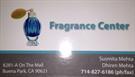 Fragrance Center