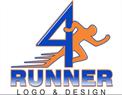4 Runner Logo & Design