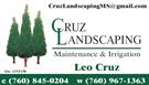 Cruz Landscaping