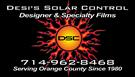Desi's Solar Control Window Tinting