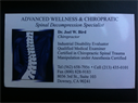 Advanced Wellness & Chiropractic