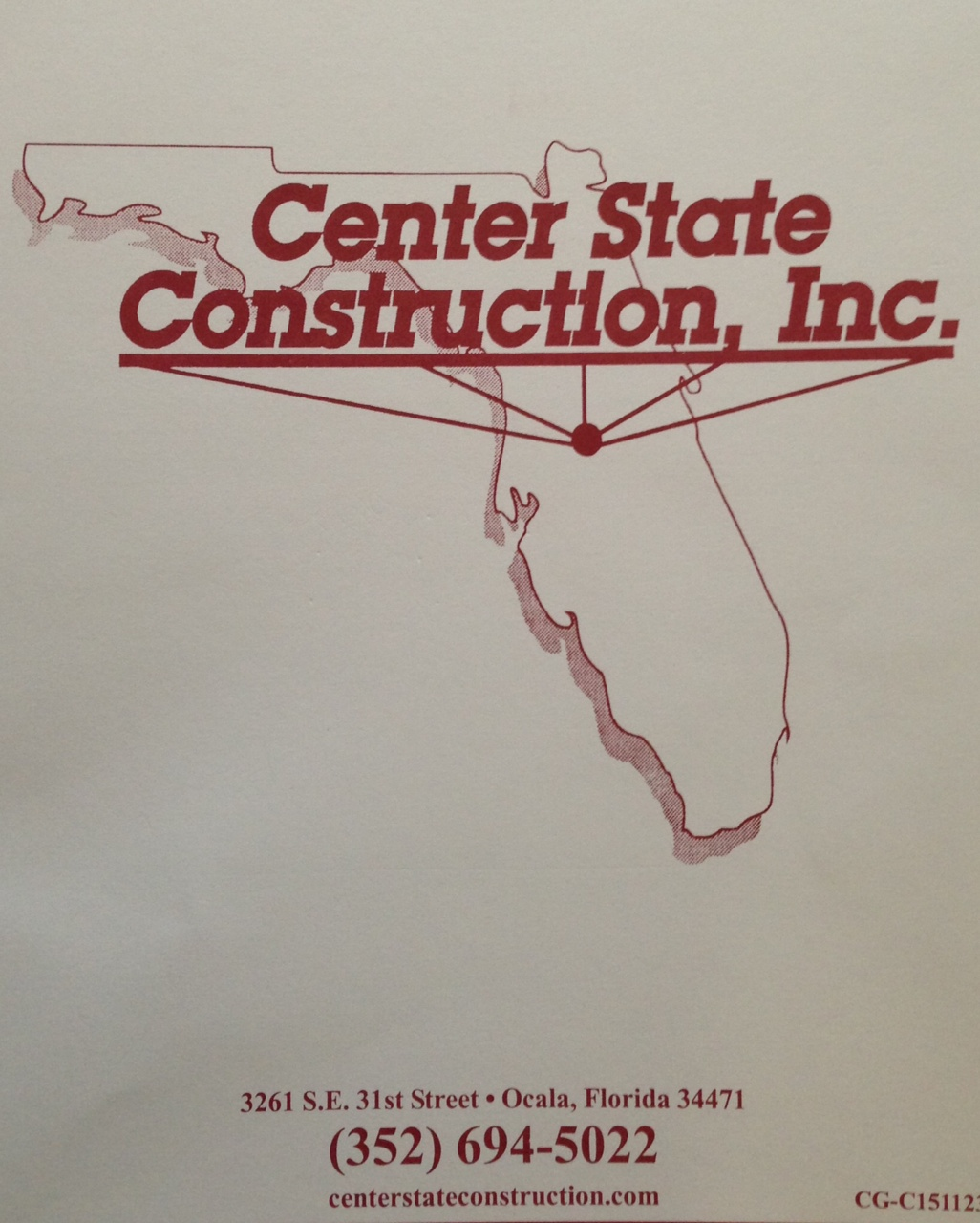 Center State Construction