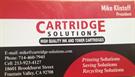 Cartridge Solutions