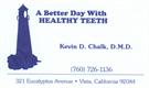Dr. Kevin Chalk