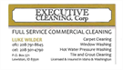 Executive Cleaning Corp