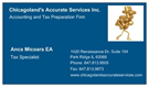 Chicagoland's Accurate Services Inc