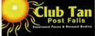 Club Tan Post Falls
