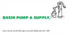 Basin Pump & Supply