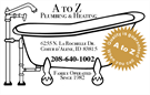 A to Z Plumbing & Heating