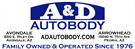 A & D Auto Body Avondale