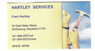 Hartley Alarms and Services