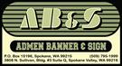Admen Banner & Sign