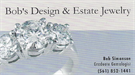 Bob's Design & Estate Jewelry