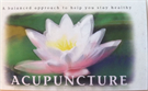 Acupuncture at Riverside