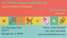 Dr. Efrain Flores Pediatrics
