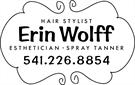 Erin Wolff (Hairstylist & Spray Tanner)