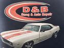 D & B Smog & Automotive Repair