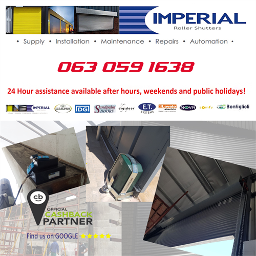 Imperial Roller Shutters