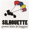 Silhouette Power Kites and Buggies