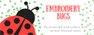 Embroidery Bugs