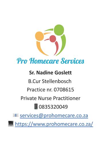 Pro Homecare Services